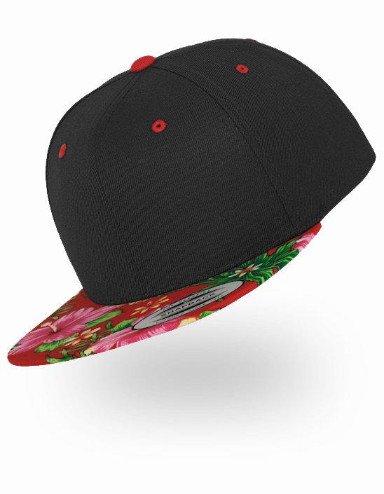 Hawaiian Snap Back Cap