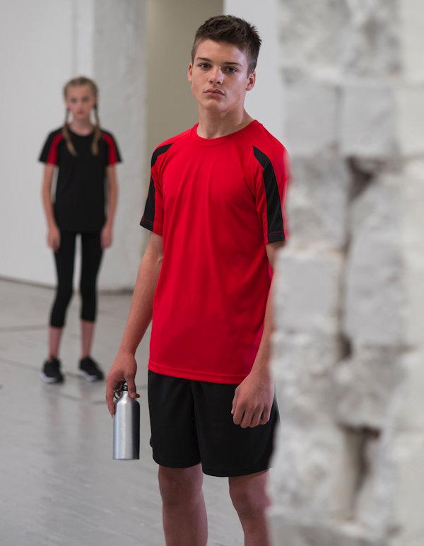 Nuorten Kontrastivärinen Cool-T