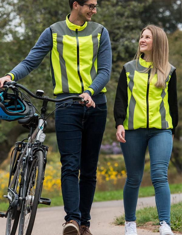 Pyöräilijän Huomioliivi