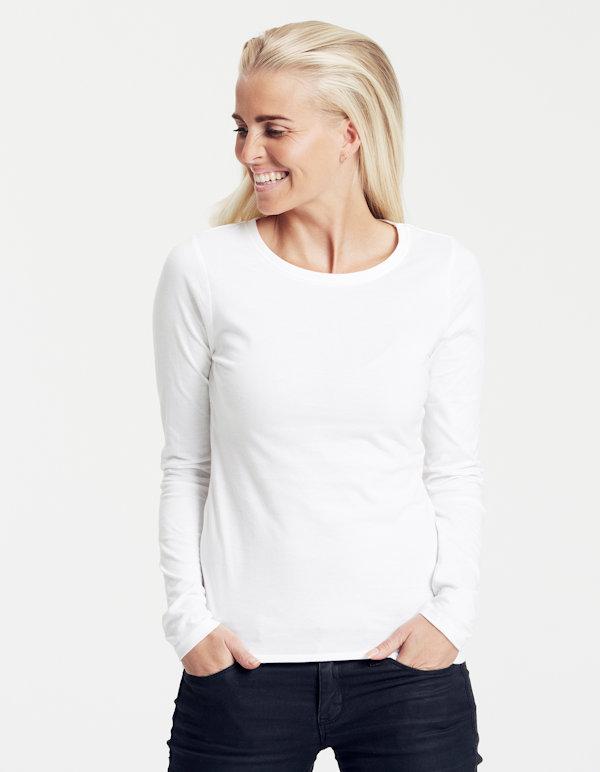 Naisten Pitkähihainen T-paita