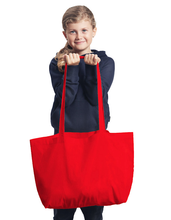 Shopping Bag vahvikkeella